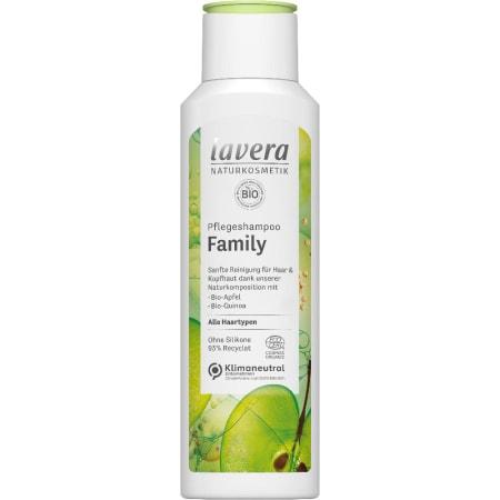 Pflegeshampoo Family Bio-Apfel und Bio-Quinoa (250ml)