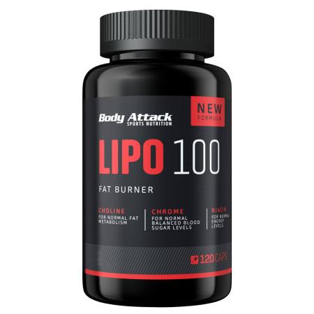 Lipo 100 (120 Kapseln)