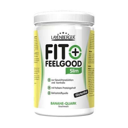Fit+Feelgood Mahlzeitersatz SLIM (430g)