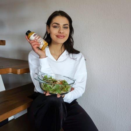 Vegan Mamma Mia Zero Sauce (265ml)