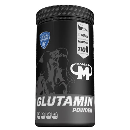 Glutamine Powder (550g)