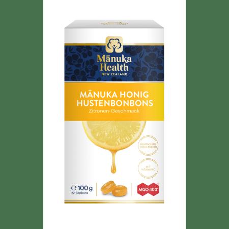 Manuka MGO 400  Hustenbonbons (100g)