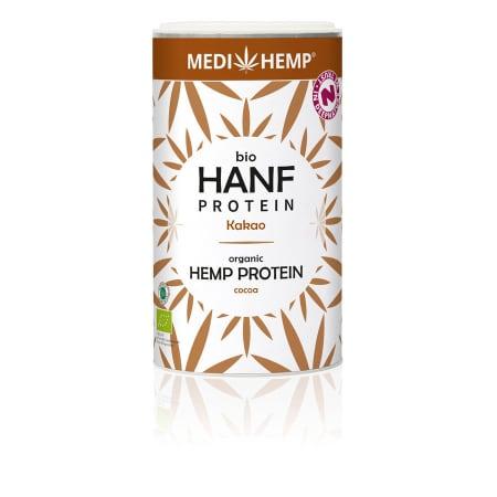 Bio Hanfprotein - 180g - Kakao