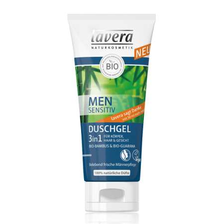 Men Sensitiv Duschgel 3in1 (200ml)
