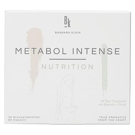 Metabol Intense (30 Brausetabletten + 60 Kapseln)