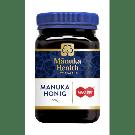 Manuka Honing MGO 100+ (500g)