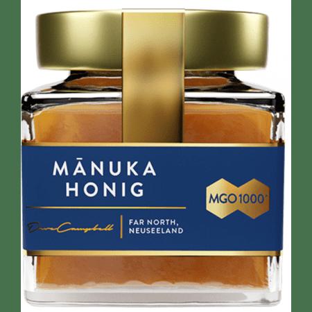 Manuka Honing MGO 1000+ (250g)