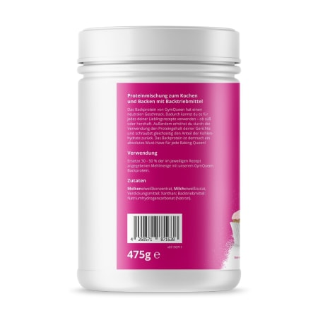 Baking Queen Backprotein (475g)