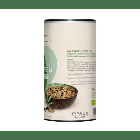 Bio Protein Porridge Schoko-Hanf (350g)