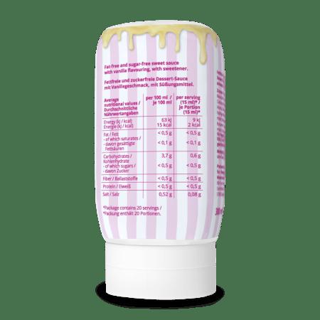 Sweet Mamma Mia Zero Sauce Vanilla Dream (300ml)