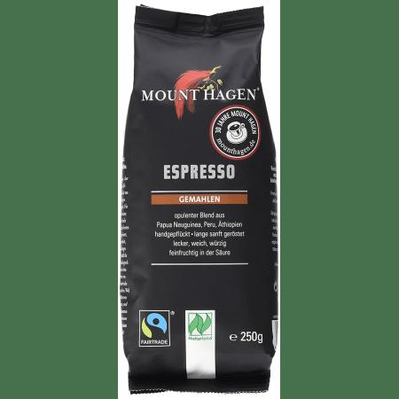 Espresso gemahlen bio (250g)