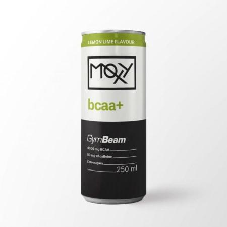 Moxy BCAA + Energy Drink Lemon Lime (250ml)