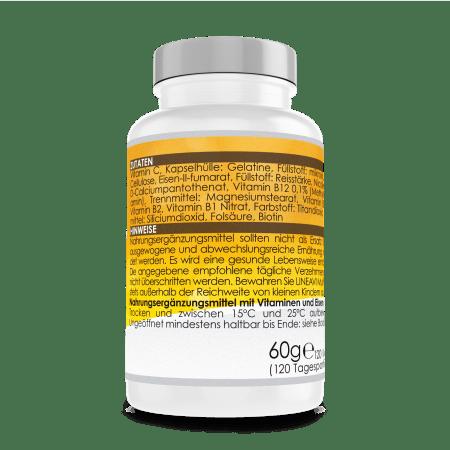 Multivitamin (120 Kapseln)