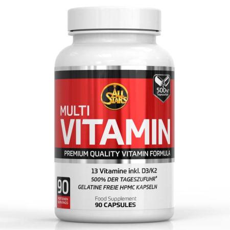 Multi vitaminen (90 capsules)