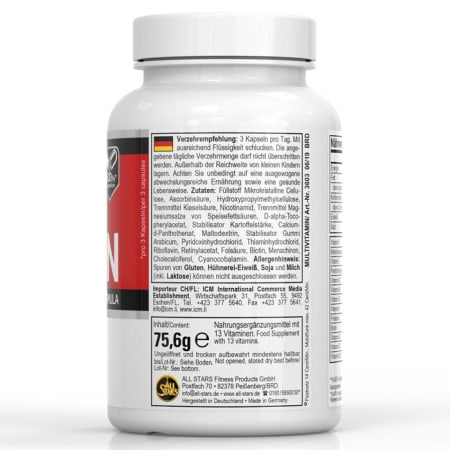 Multi Vitamin (90 Kapseln)