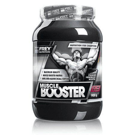 Muscle Booster - 900g - Red Berry