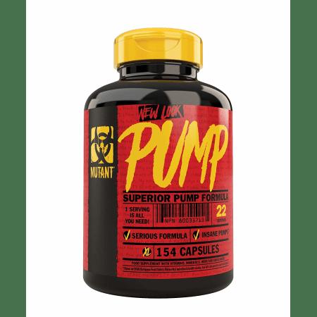 Mutant Pump (154 Tabletten)