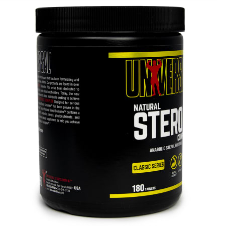 Natural Sterol Complex (180 tabs)