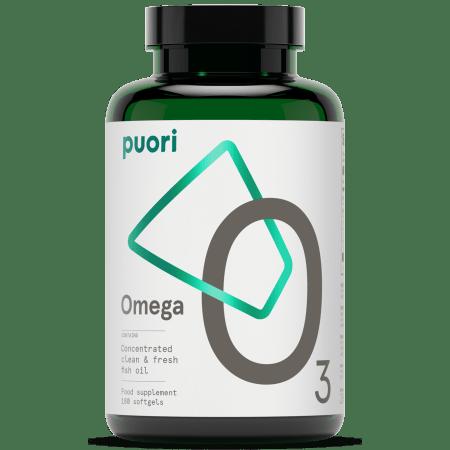 O3 - Omega-3 (120 capsules)