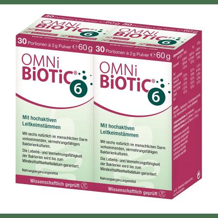 OMNi-BiOTiC®  6 Pulver (2x60g)