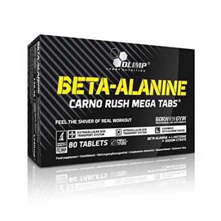 Beta Alanine Carno Rush MT (80 tabs)