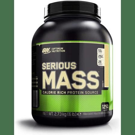 Serious Mass (2727g)