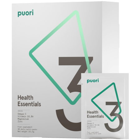 P3 - Health Essentials (30 Beutel)