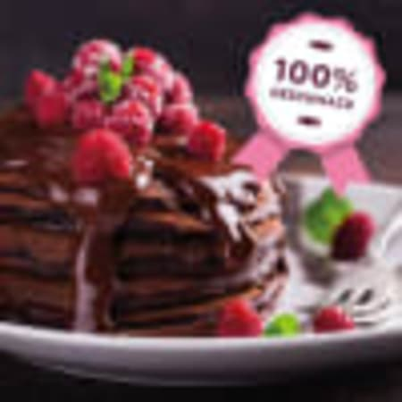 Protein Pancakes - 500g - Double Chocolate