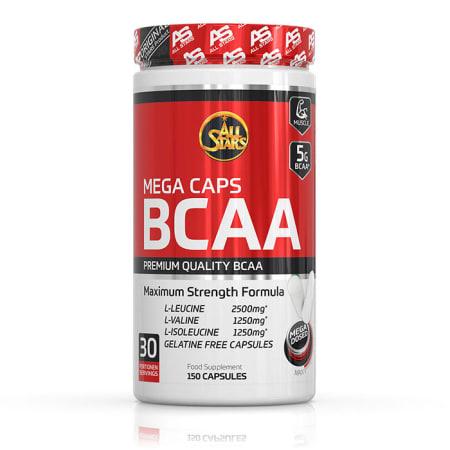 Mega Caps BCAA (150 Kapseln)