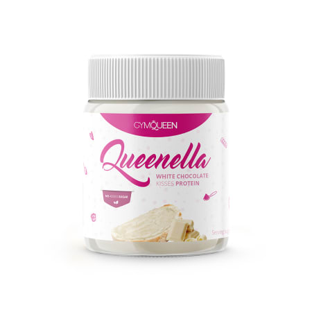 GymQueen Queenella White (250g)