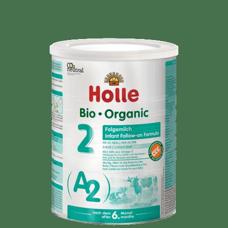 A2 Bio-Folgemilch 2, nach dem 6. Monat (800g)