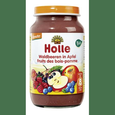 Demeter Waldbeeren in Apfel, ab dem 8. Monat (220g)