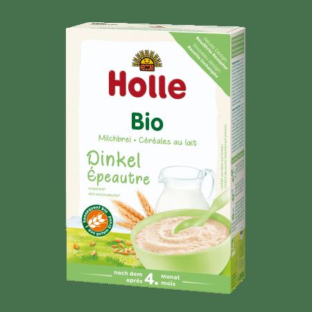 Bio-Milchbrei Dinkel, ab dem 5. Monat (250g)