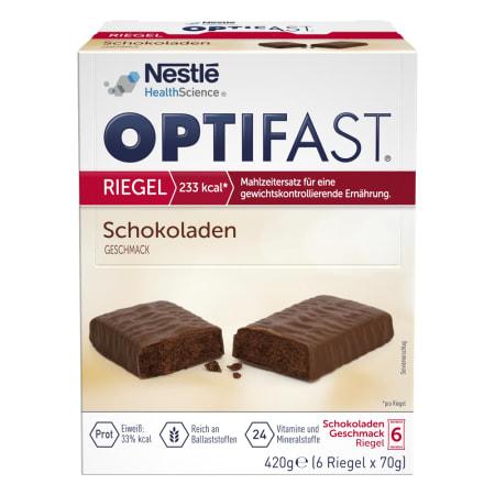 Riegel - 6x70g - Schokolade