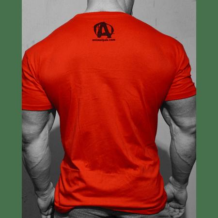 Animal Iconic Shirt Red
