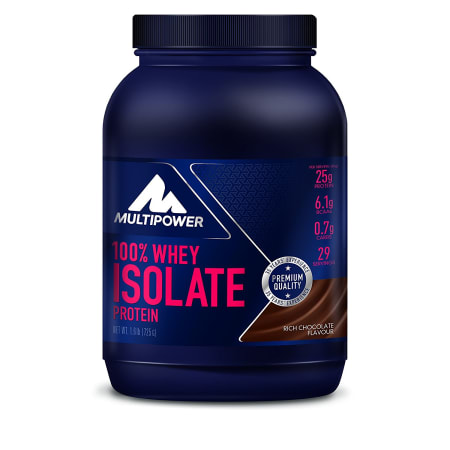 100% Whey Isolate Protein (725g)