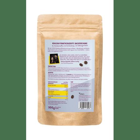 Low Carb Schokomuffin Backmischung (300g)