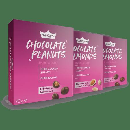 Chocolate Nuts (4x70g)