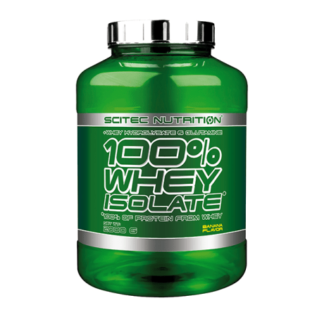 100% Whey Isolate (2000g)