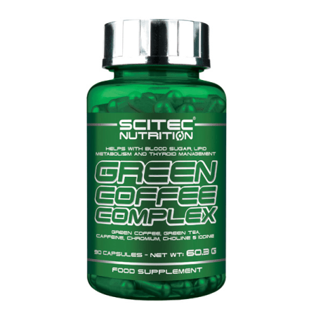 Green Coffee Complex (90 capsules)