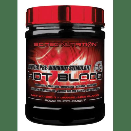 Hot Blood 3.0 - 300g - Orange