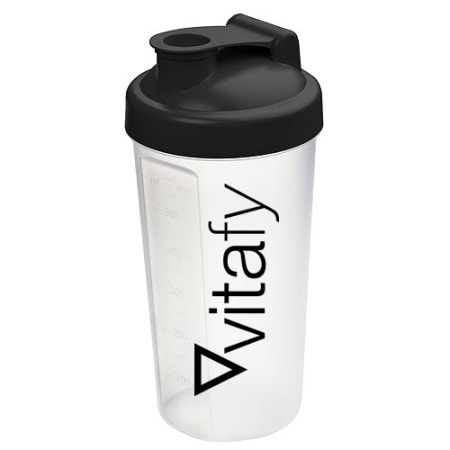 Bio Hanfprotein (500g) + GRATIS Vitafy Shaker (600ml)