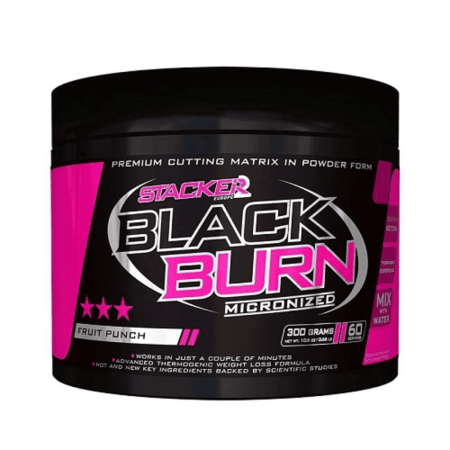 Black Burn Micronized (300g)