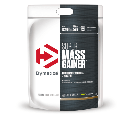 Super Mass Gainer (5232g)
