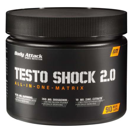 Testo Shock 2.0 (90 Kapseln)