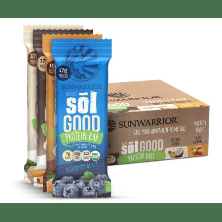 Sol Good Proteinriegel bio (12x60g)
