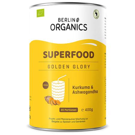 Superfood Mix Organic Golden Glory (400g)