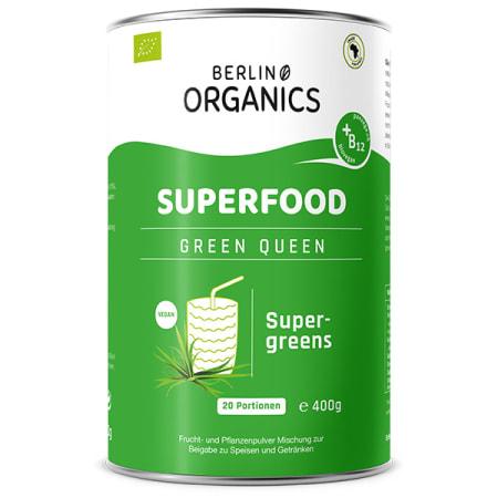Superfood Mix Organic Green Queen (400g)