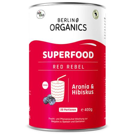 Superfood Mix Organic Red Rebel (400g)