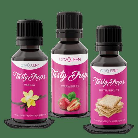 Tasty Drops 3er Pack (3x30ml)